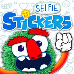 selfie-stickers