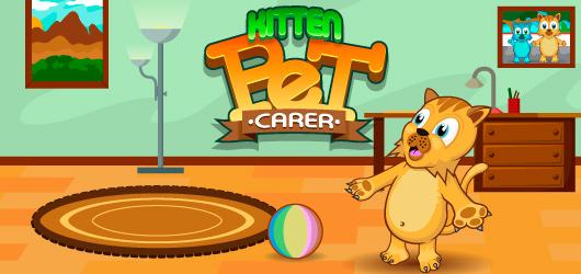 Embed Kitten Pet Carer In Your Website Kidmons Com